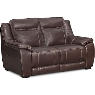 Lido Loveseat - Brown