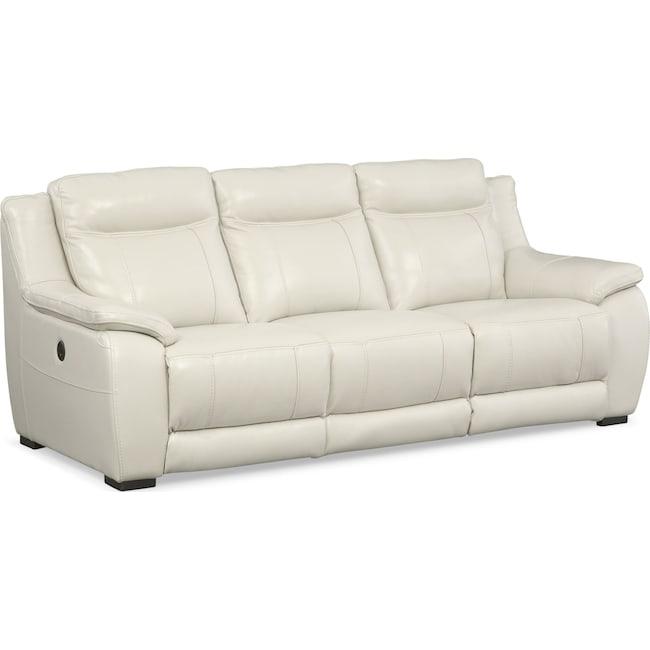 Recliner Sofa Bed Veritas Gray Reclining Sofa Transformer
