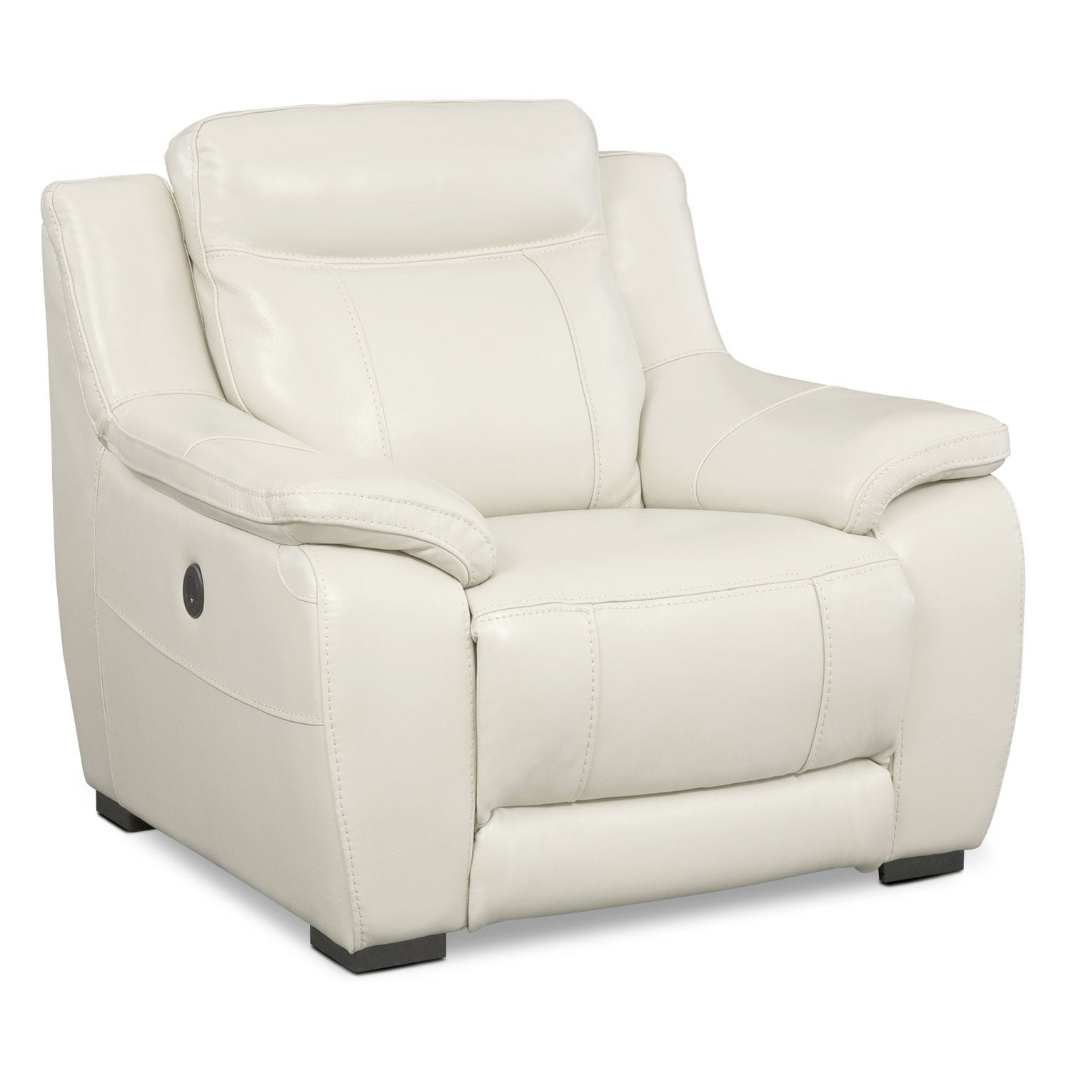 Lido Ivory Power Recliner