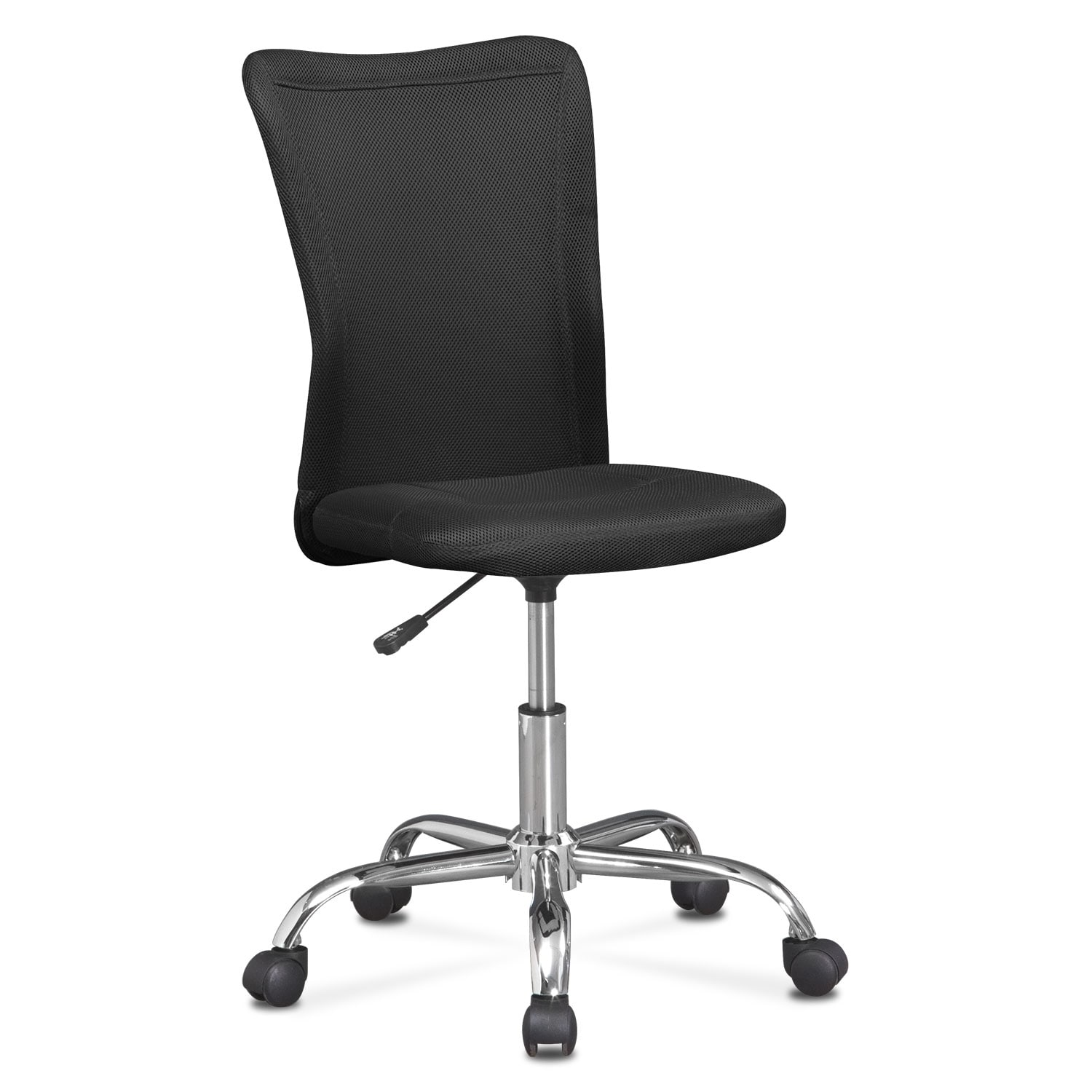 Home Office Furniture - Mist Desk Chair - Black