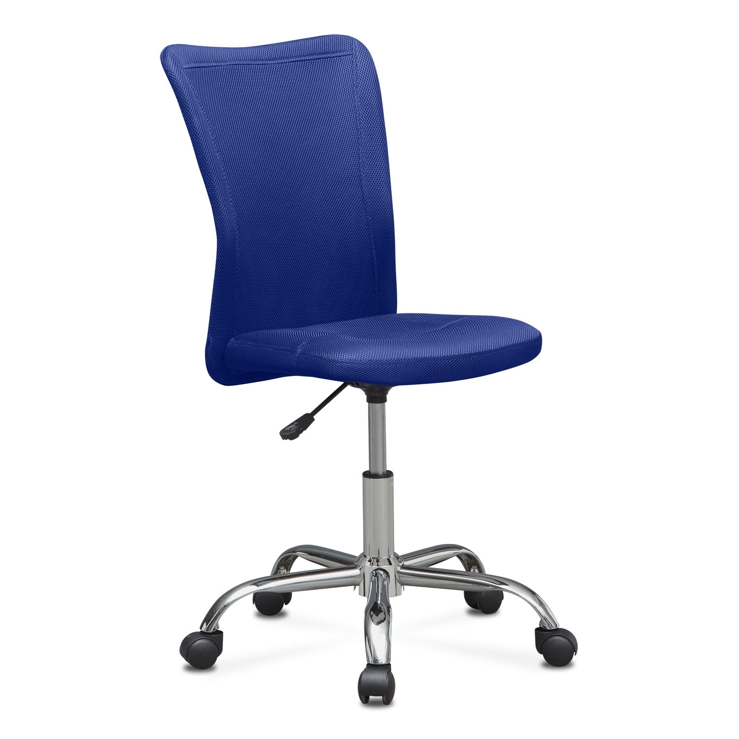 Kids Furniture - Mist Desk Chair - Blue