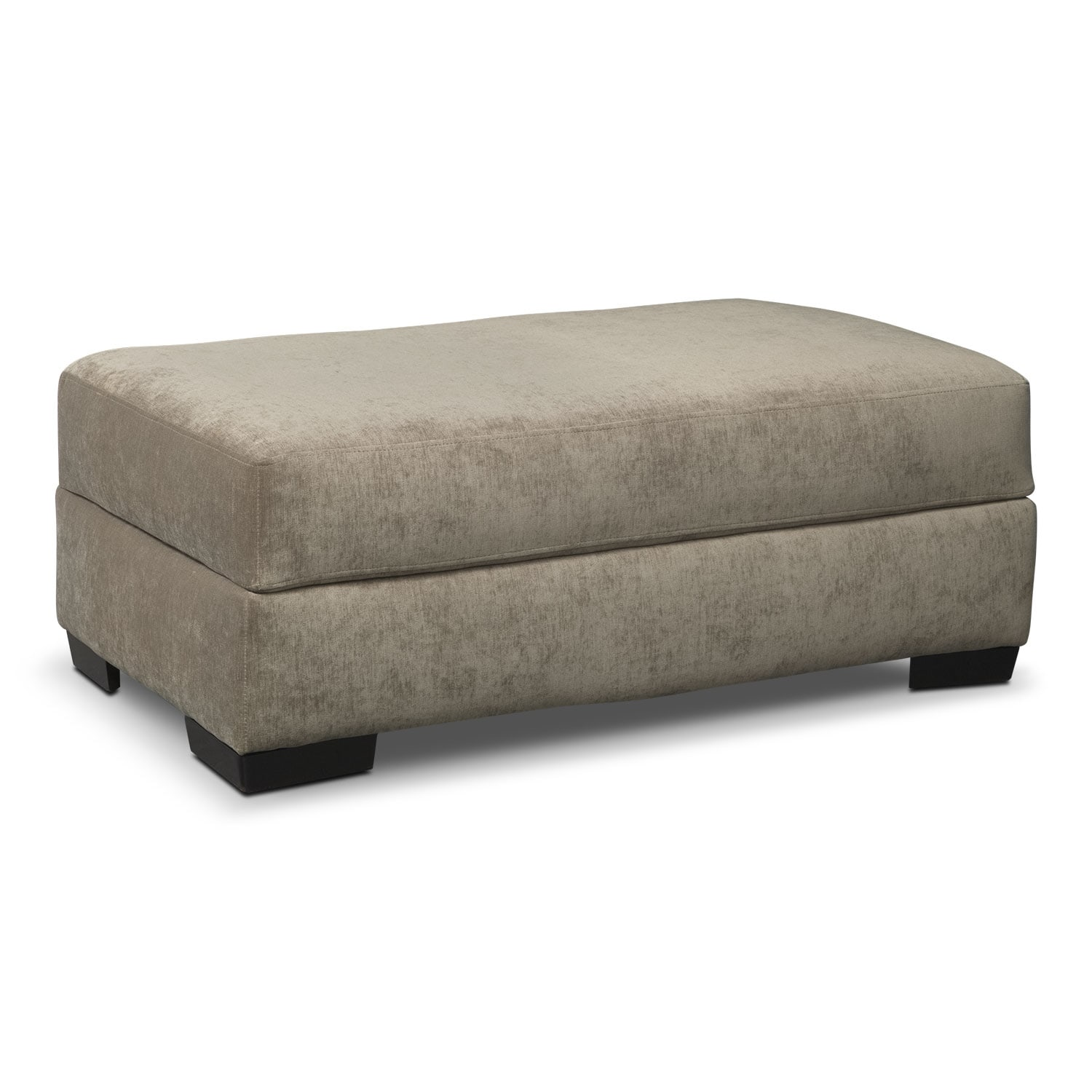 Living Room Furniture - Tempo Ottoman