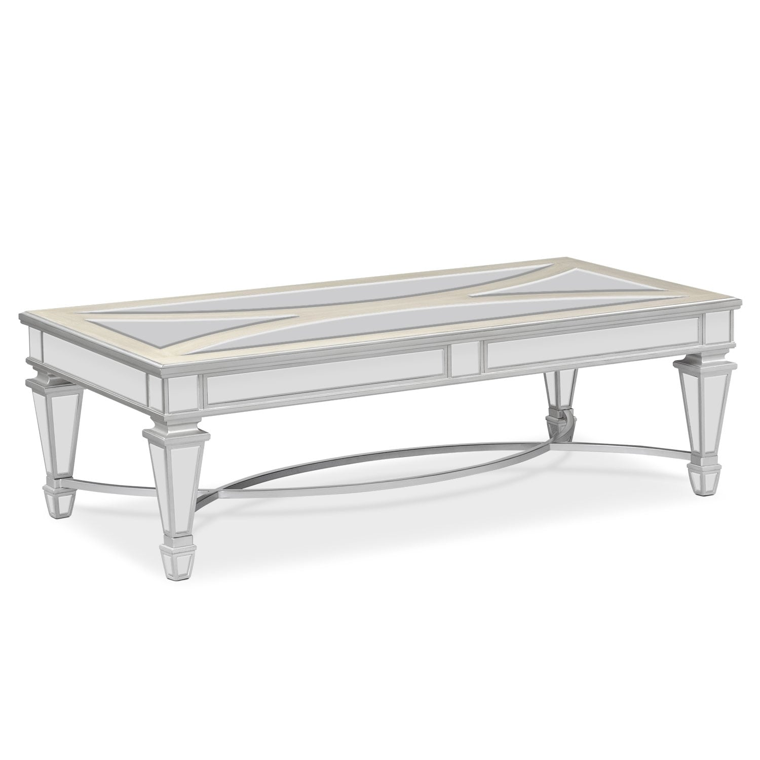 Accent and Occasional Furniture - Royale Coffee Table