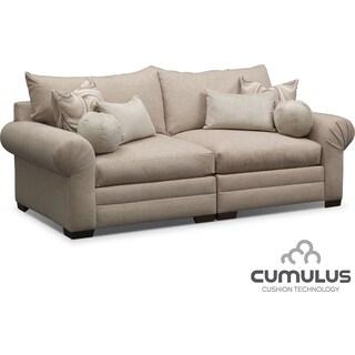 Wilshire Sofa - Cream