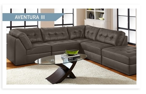 Shop the Aventurea III sectional