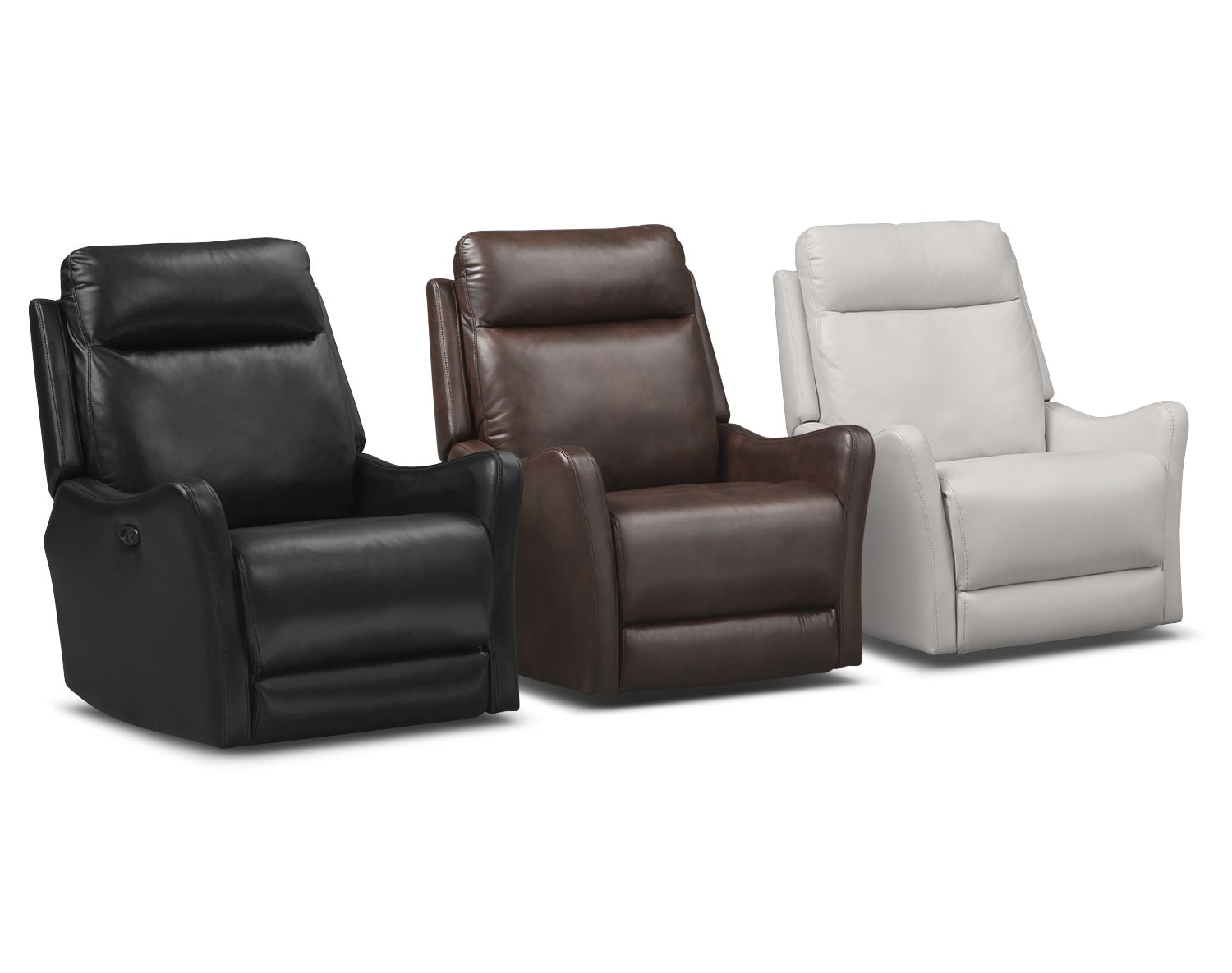 The Enzo Power Recliner Collection