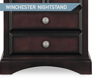 Shop the Winchester Nightstand