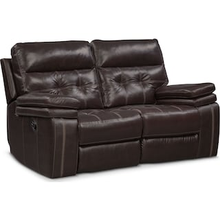 Brisco Manual Reclining Loveseat