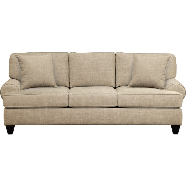 "Living Room Furniture - Bailey 91"" Sofa"