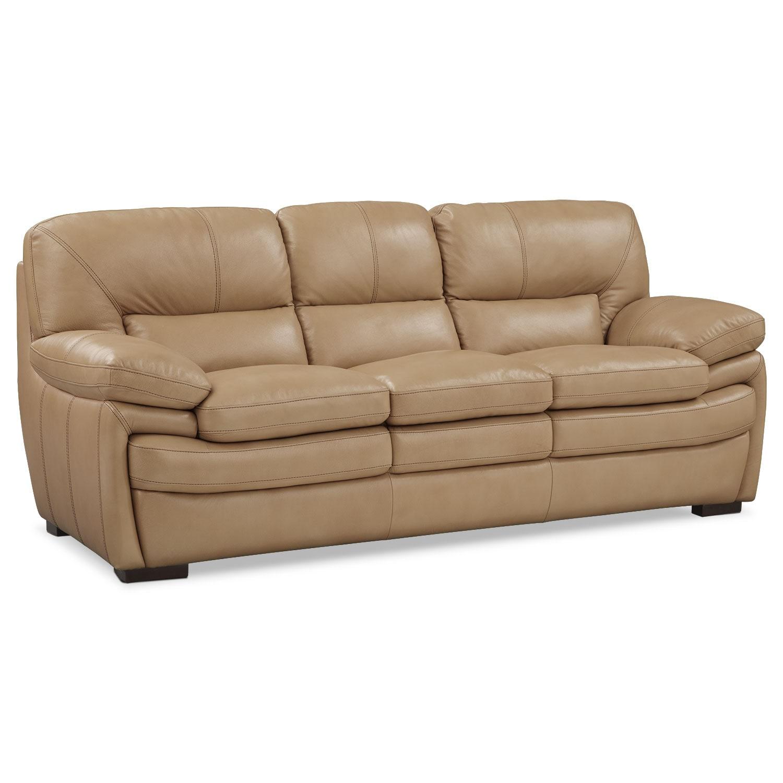 Peyton Taupe Sofa
