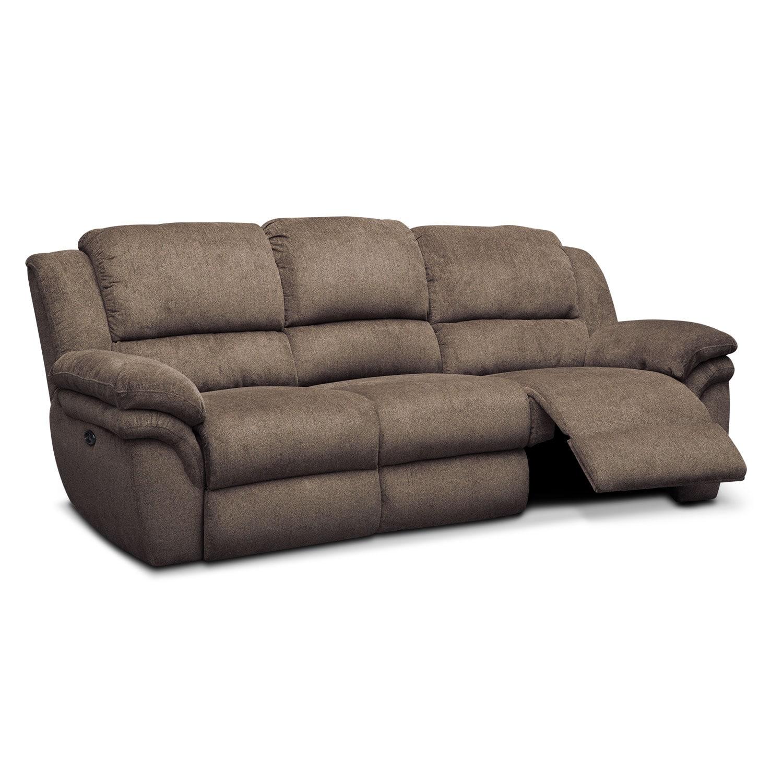Aldo Power Reclining Sofa
