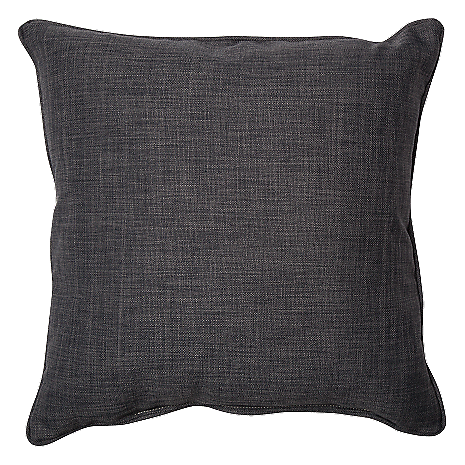 Millford II Charcoal  Pillow