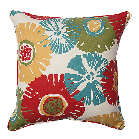 Accent and Occasional Furniture - Star Burst 2 Pc. Accent Pillows