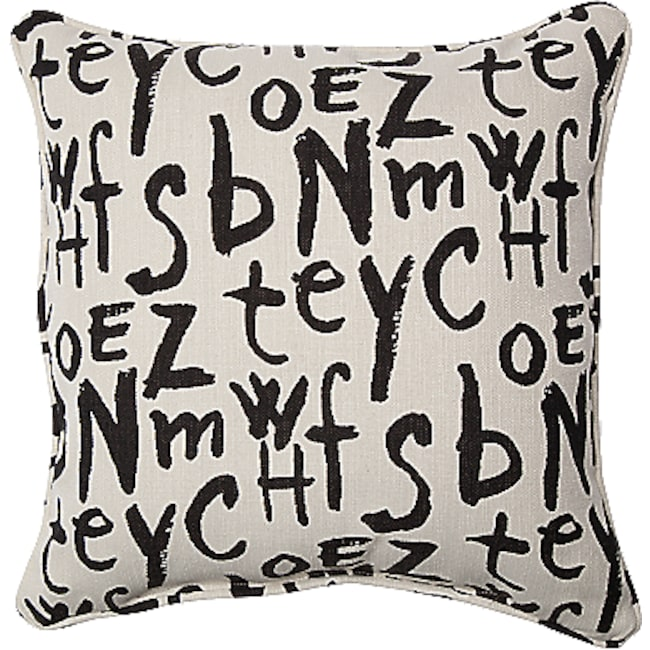 Accent and Occasional Furniture - American Grafitti 2 Pc. Accent Pillows