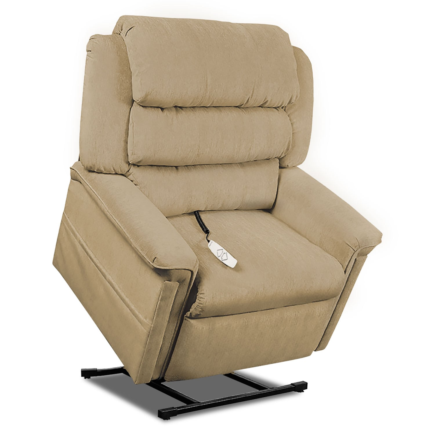 Sally Lift Chair - Camel