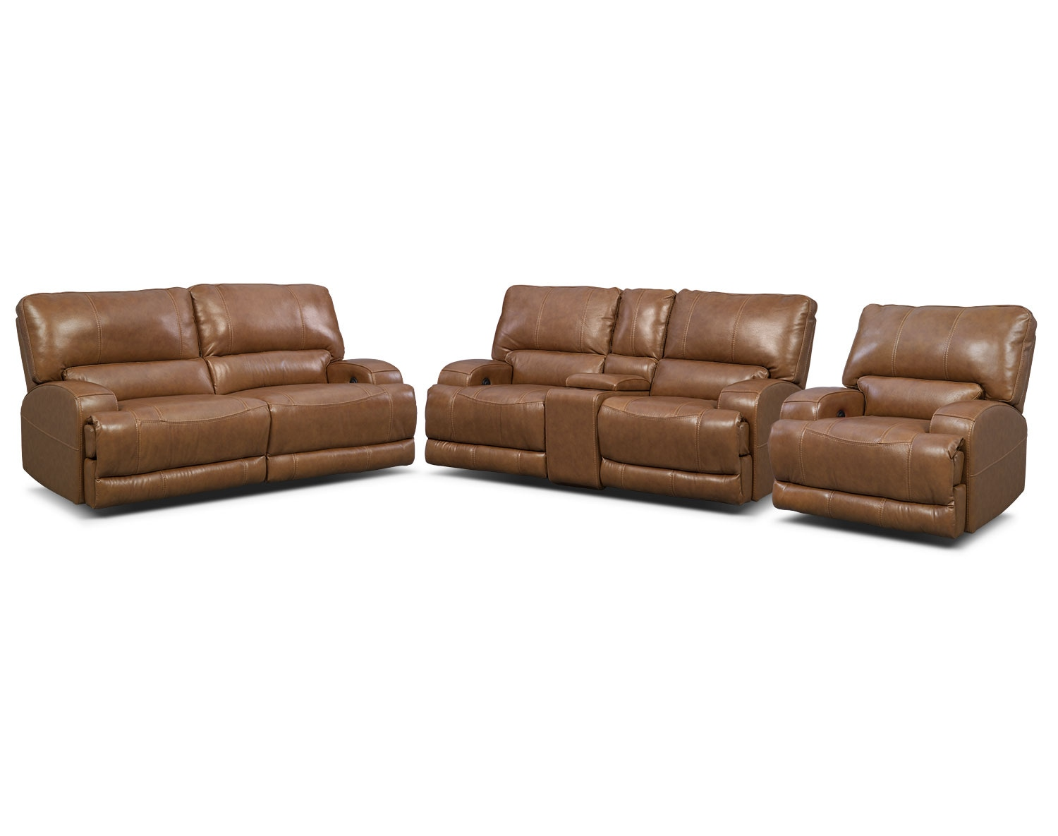 Leather Living Room Chairs Leather Living Room Furniture American Signature Furniture