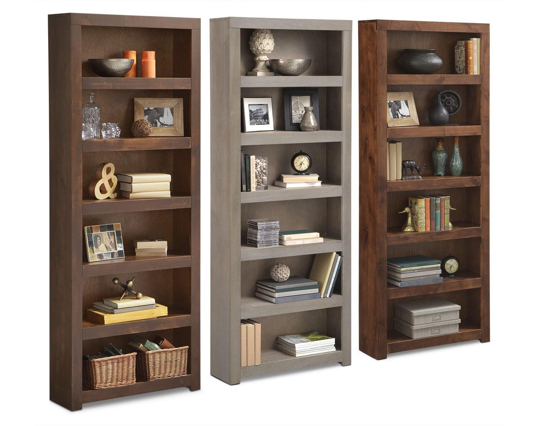 The Bricklin Bookcase Collection