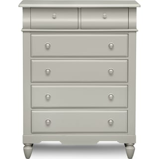 Seaside Chest - Gray
