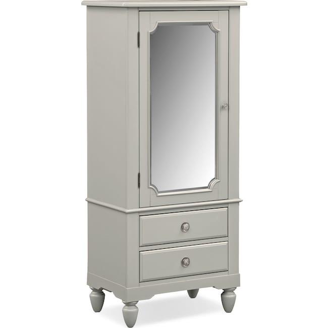 Kids Furniture - Seaside Lingerie Chest - Gray
