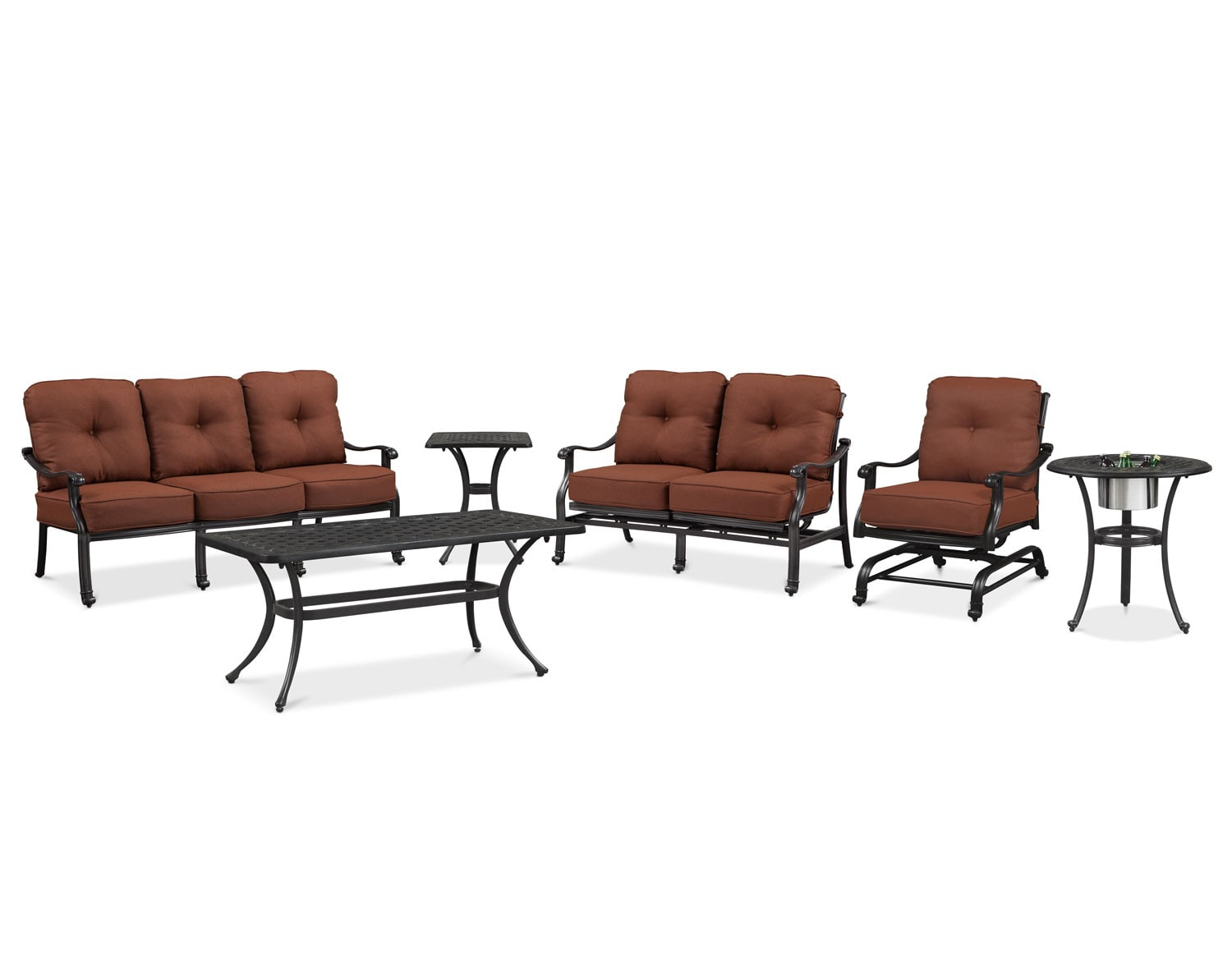 The Glades Outdoor Living Room Collection