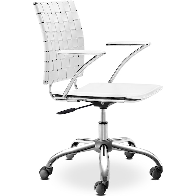 home office arm chair. home office arm chair furniture zeno white t n