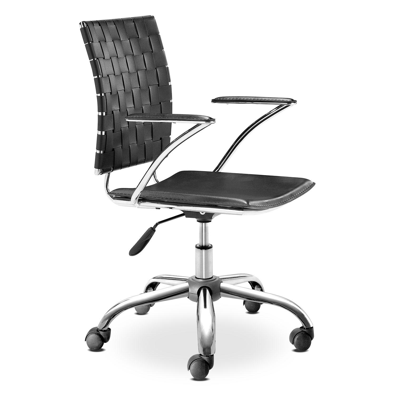 Zeno Office Chair - Black