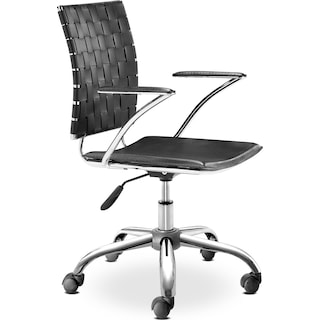 Zeno Office Chair - Black