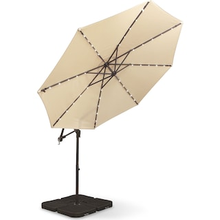 Sundowner Umbrella - Tan