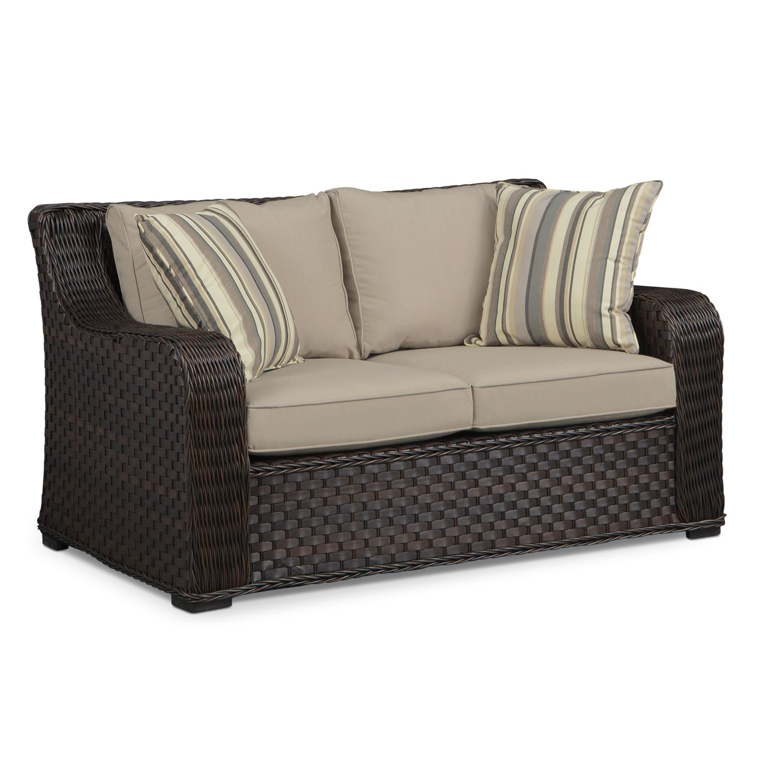 Doral Outdoor Loveseat