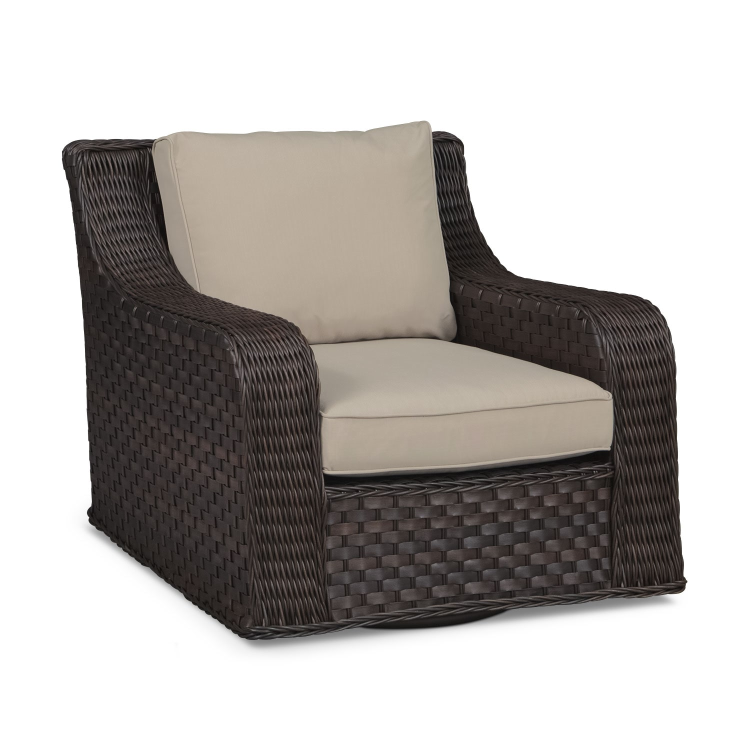 Doral Outdoor Swivel Rocker