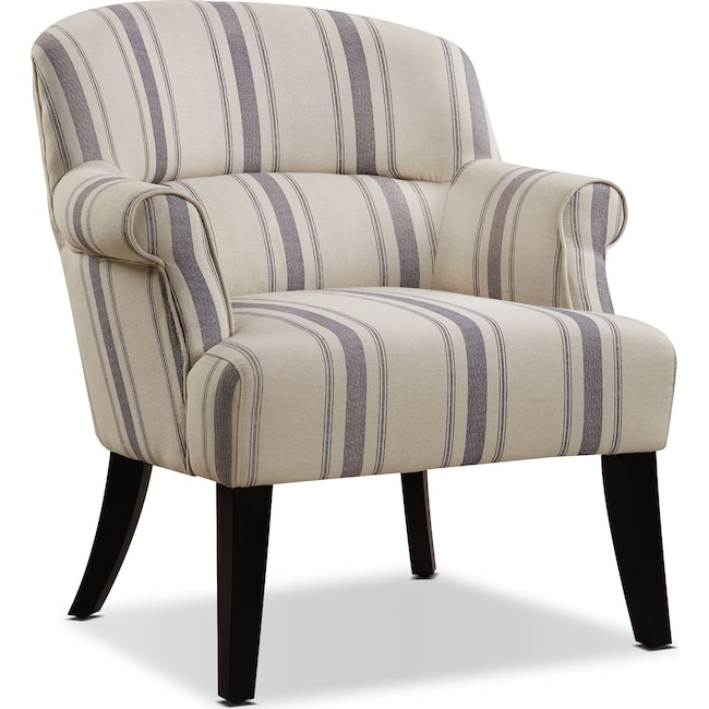 Living Room Furniture - Wynnwood Accent Chair - Beige