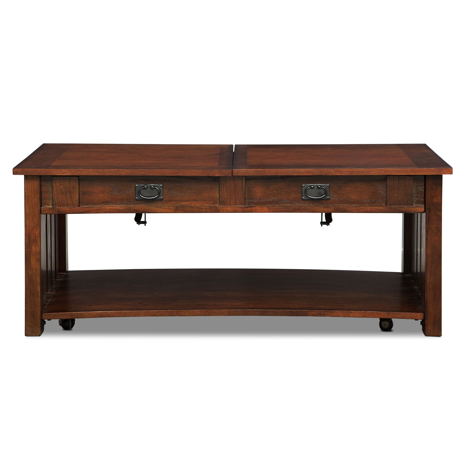 Tribute Lift Top Coffee Table Cherry American