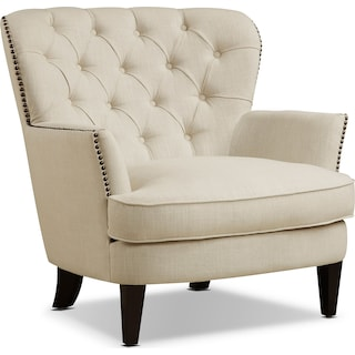 Bayfield Accent Chair - Ivory