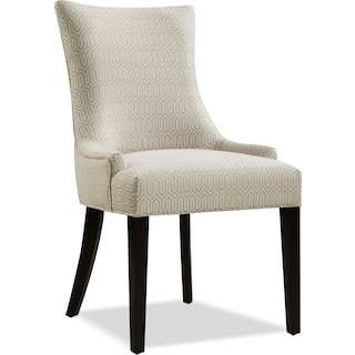 Farren Accent Chair - Gray