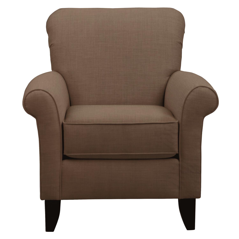 Tracy Chair w/ Oakley III Java Fabric