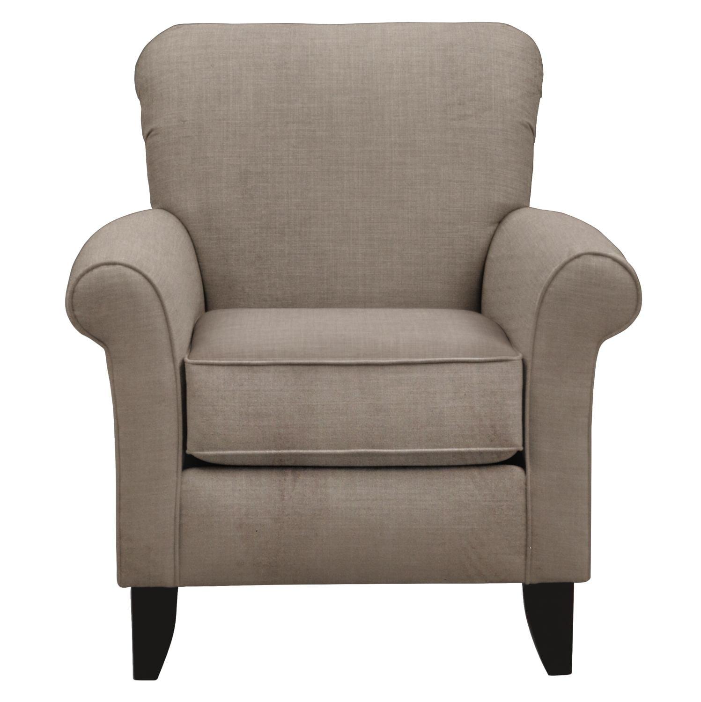 Tracy Chair w/ Oakley III Granite Fabric