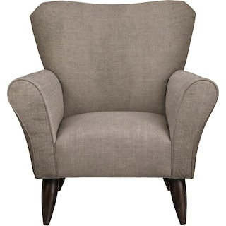 Jessie Chair w/ Oakley III Granite Fabric