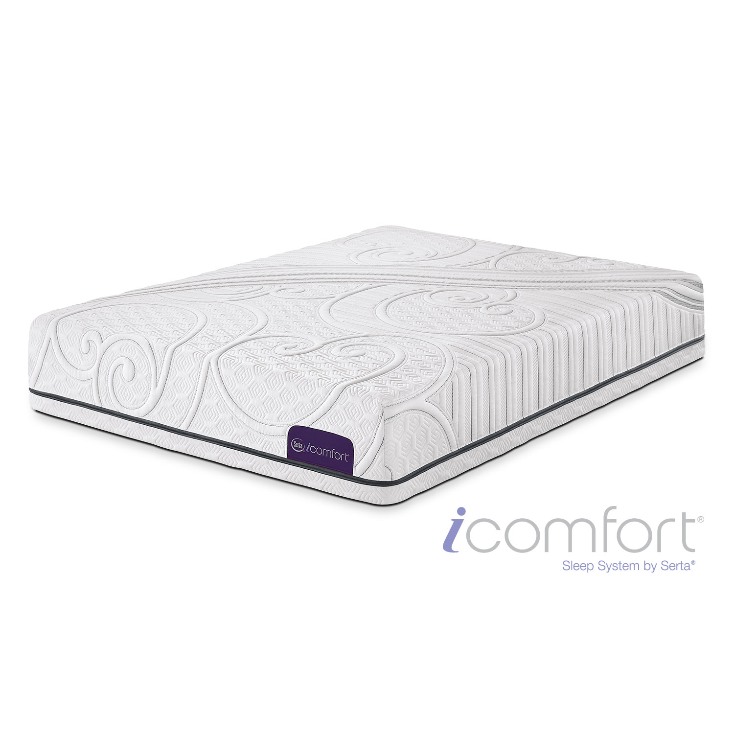 Mattresses and Bedding - iComfort Guidance California King Mattress