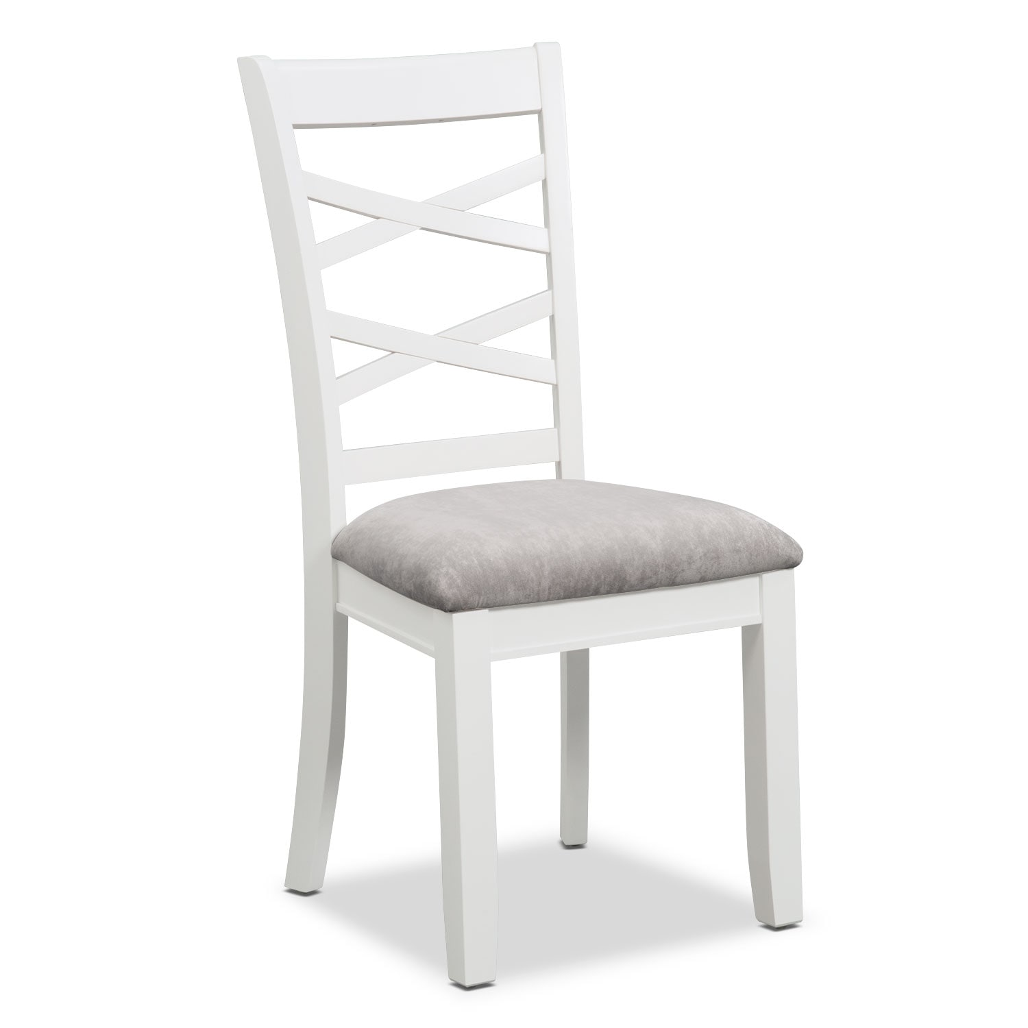 Dining Room Furniture - Americana White Side Chair