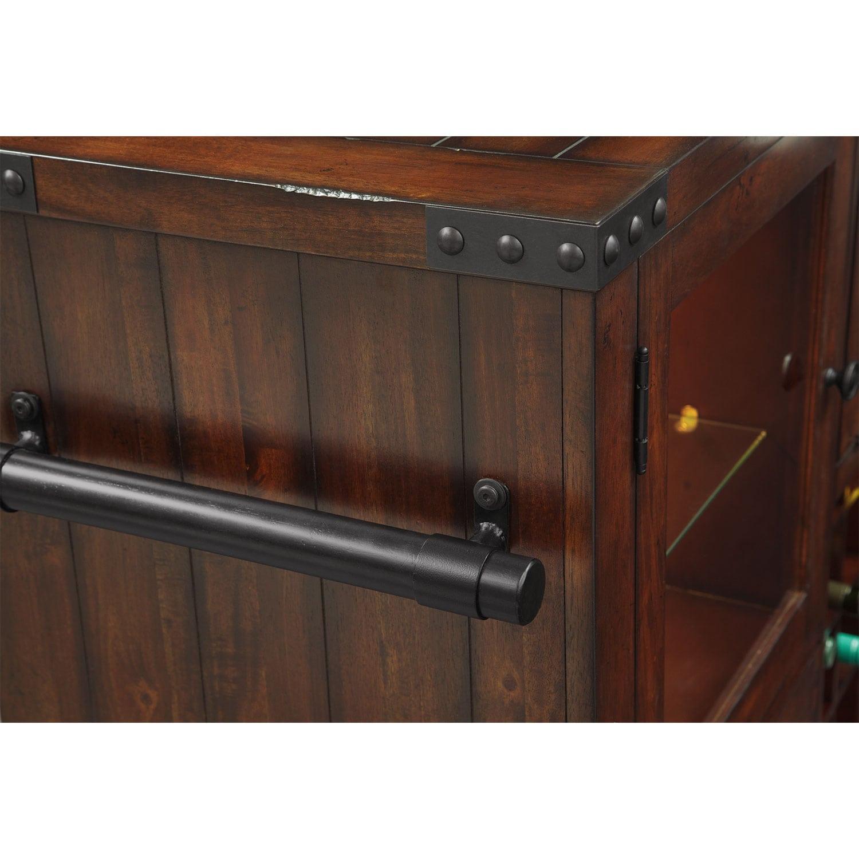 Newcastle Standard Height Sideboard American Signature Furniture