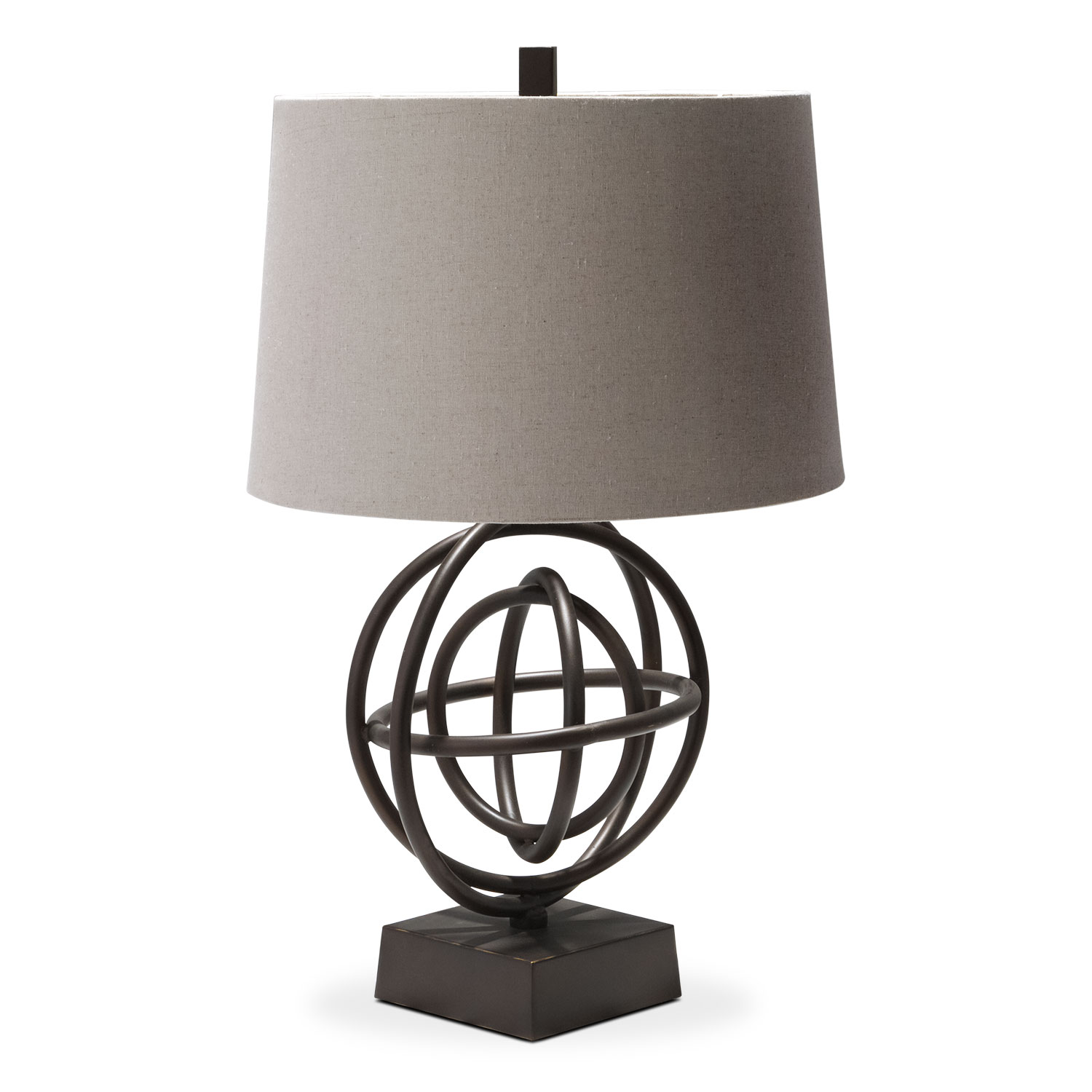 Home Accessories - Circles Table Lamp
