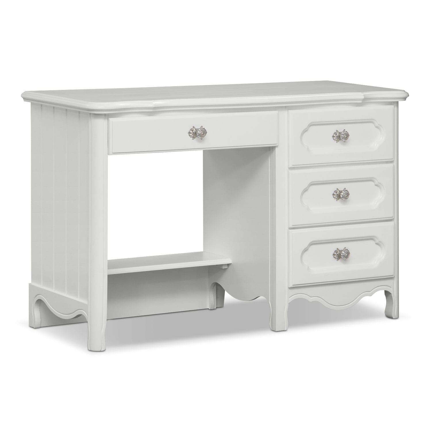 Kids Furniture - Carly Desk - White