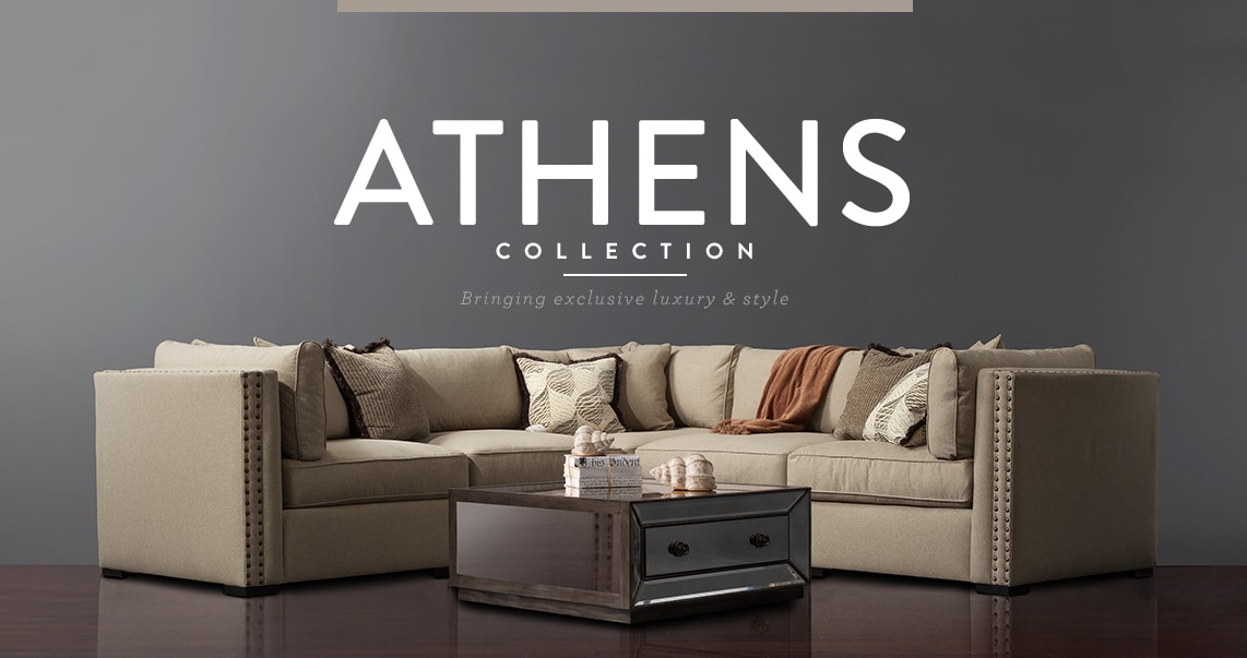 Shop the Athens Living Room Collection