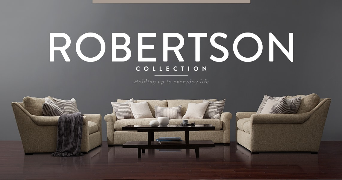 Shop the Robertson Cumulus Living Room Collection