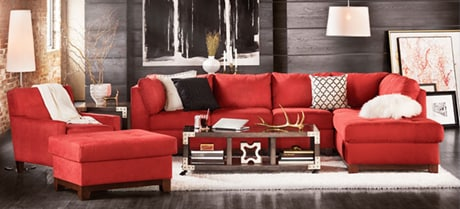 Find tips on the perfect sofa or sectional for entertaining