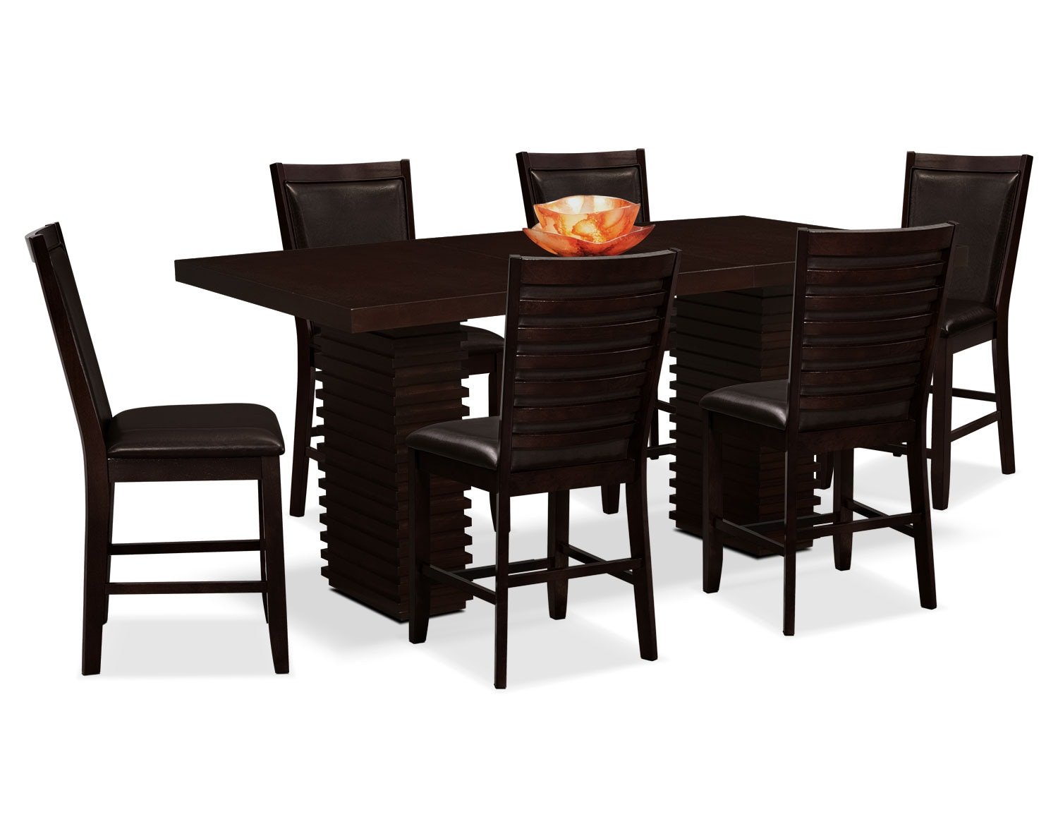 The Paragon Counter-Height Dining Collection