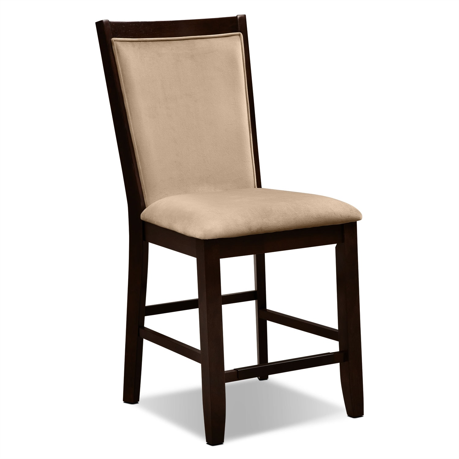 Paragon Counter-Height Chair - Camel
