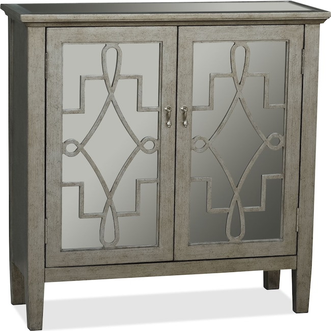 Accent and Occasional Furniture - Carla Accent Chest
