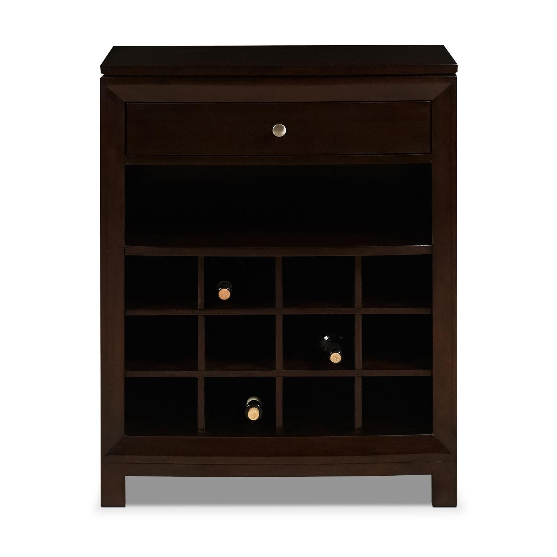 Nordin Wine Cabinet
