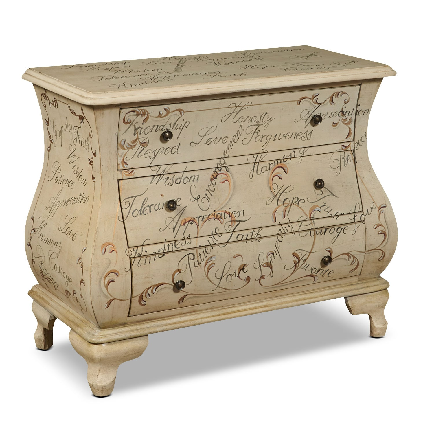 geneva accent chest - Accent Chests